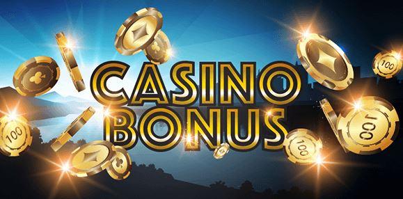 det finns gott om casinobonusar