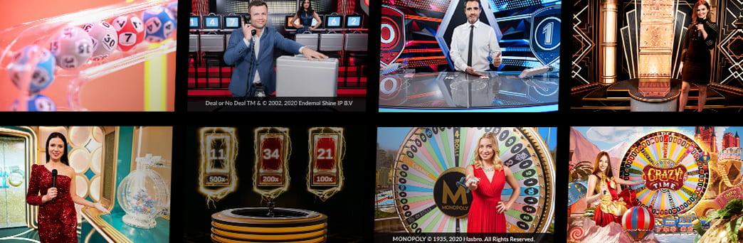 Livecasino från Evolution kan saknas i casinon utan svensk licens